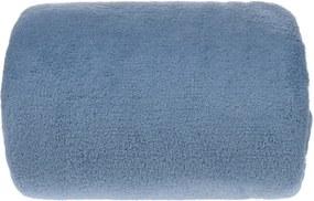 Manta Microfibra com Mangas - Bene Casa - Azul..
