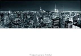 Poster New York - Cidade De Manhattan (170x60cm, Apenas Impressão)