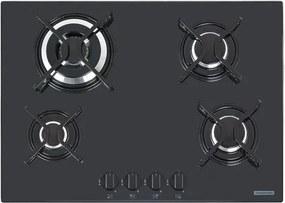 Cooktop a Gás Trapézio 4 queimadores 69x51cm - 94707/201 - Tramontina - Tramontina