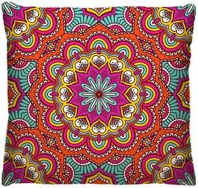 Capa De Almofada Virô Presentes 01 Peça - Vra193 Multicolorido