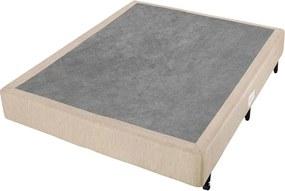 Box Casal Serrana 138x188x37 Bege Americanflex