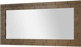 Espelho Decorativo Para Aparador Buffet Malbec Edn Naturale