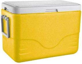 Caixa Térmica 28QT 26,5 Litros Amarelo - Coleman