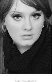 Poster Adele (60x90cm, Apenas Impressão)