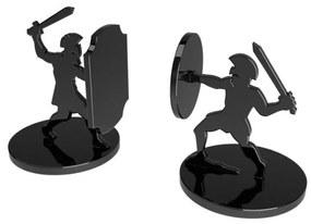Aparador de Livros - Gladiador - Preto