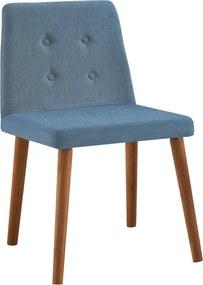 Cadeira Zola com Botões  - Wood Prime WF 32943