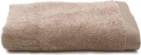 Toalha de Banho Karsten Cotton Prime Taupe 70 X 140