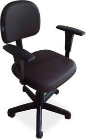Cadeira de Escritório, Giratória, Preto, Office II