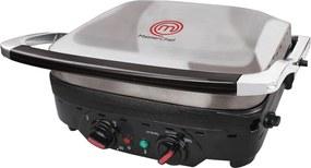 Grill 180º 1500W 127V Gr1001I Inox Masterchef