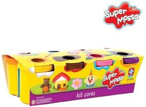 Super Massa Kit Cores - Estrela