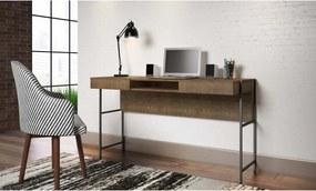 Escrivaninha com Gavetas Steel Quadra - Artesano