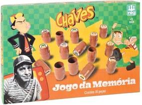 Jogo da Memória Nig Brinquedos Chaves - Verde