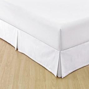 Saia Para Cama King Teka Easy Branca 205 g/m²