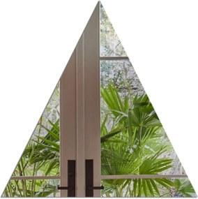Espelho Love Decor Decorativo Triangulo Único