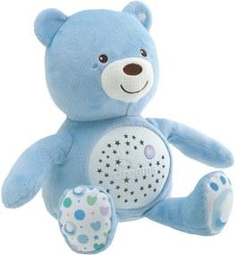 Projetor Bebê Urso Chicco - Azul