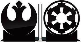 Porta Livros Rebeldes Vs Império