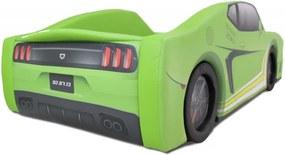 Cama Cama Carro Dart Gts Verde