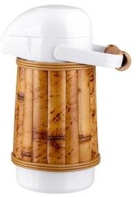 Garrafa Térmica Bambu M