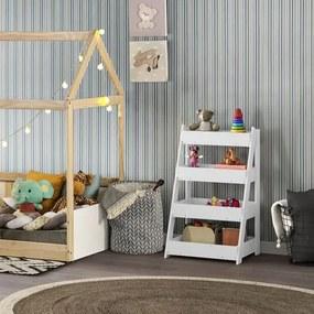 Organizador Infantil Montessoriano Single - Branco - Casatema