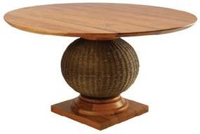 Mesa de Jantar Faraó 1.40 - Wood Prime SB 29182