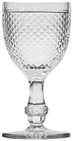 Jogo Taça Água Bico Jaca Clear 6 Peças 234ml 6740 Bon Gourmet
