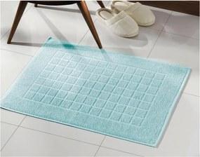 Toalha Para Piso Felpudo Liso Royal II Azul Piscina AF-1317