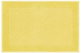 Toalha Para Piso Basic 100% Algodão - Artex Amarelo