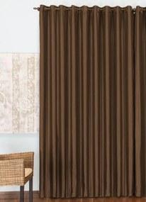 Cortina para Porta Rústica Marrom 390x250 cm