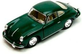 Miniatura 1948 Porsche Carrera 356 Escala 1:32 Verde