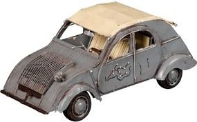 Miniatura Carro Antique Cinza