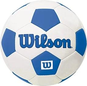 Bola de Futebol Tradicional Mini Azul #1 - Wilson