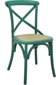 Cadeira Katrina Verde Rivatti Móveis