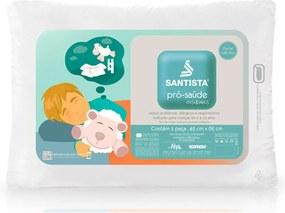 Travesseiro Percal Pró-Saúde Crescidinhos