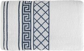 Toalha Karsten Softmax Horus - Cor: Marinho - Tamanho: Rosto 48 x 80 cm - Karsten