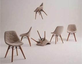 Cadeira de Jantar Wood
