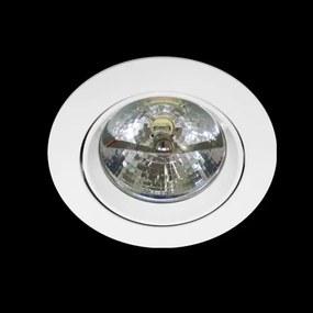 Embutido Redondo Orientável para 1X AR111 Face Conica - Interlight - IL0056
