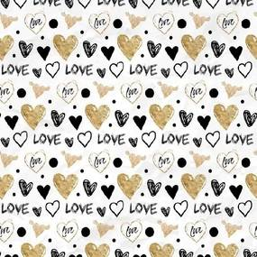 Papel De Parede Adesivo Teen Love (0,58m x 2,50m)