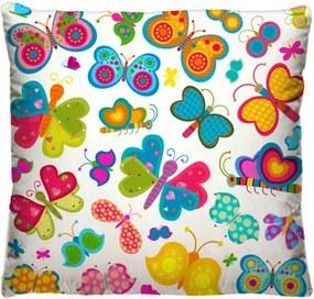 Almofada Colors Avulsa 40cm x 40cm - Estampa 320