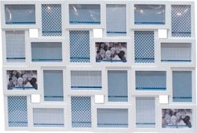 Porta Retrato Minas De Presentes Para 24 Fotos (De Pendurar) Branco