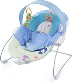 Cadeira para Descanso Rocker Azul - Burigotto