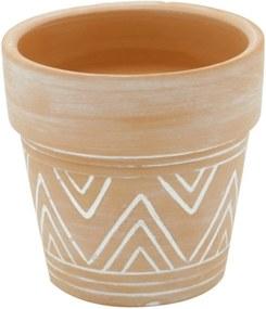 Vaso de Cerâmica Terracota Maya Urban Home