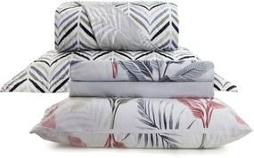 Kit Cama Home Design Palm