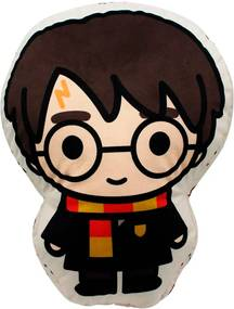 Almofada Decorativa Formato Harry Potter FBA