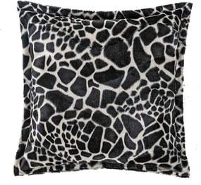Almofada Guga Tapetes Quadrada Safari Girafa