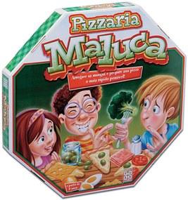Jogo Grow Pizzaria Maluca Multicolorido
