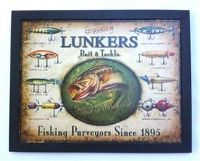 Quadro Lunkers Fishing