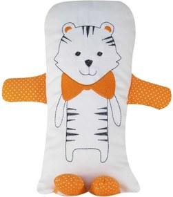 Naninha Minha Casa Baby Tigre Laranja