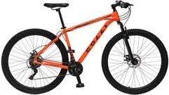 Bicicleta MTB Aro 29 Alumínio 21 Marchas Câmbios Shimano Freio Mecânic