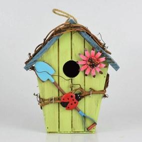 Casa Kasa Ideia de Pássaro de Madeira