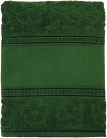 Toalha de Banho Appel Ponto Russo - Aquarela p/ Pintar Verde